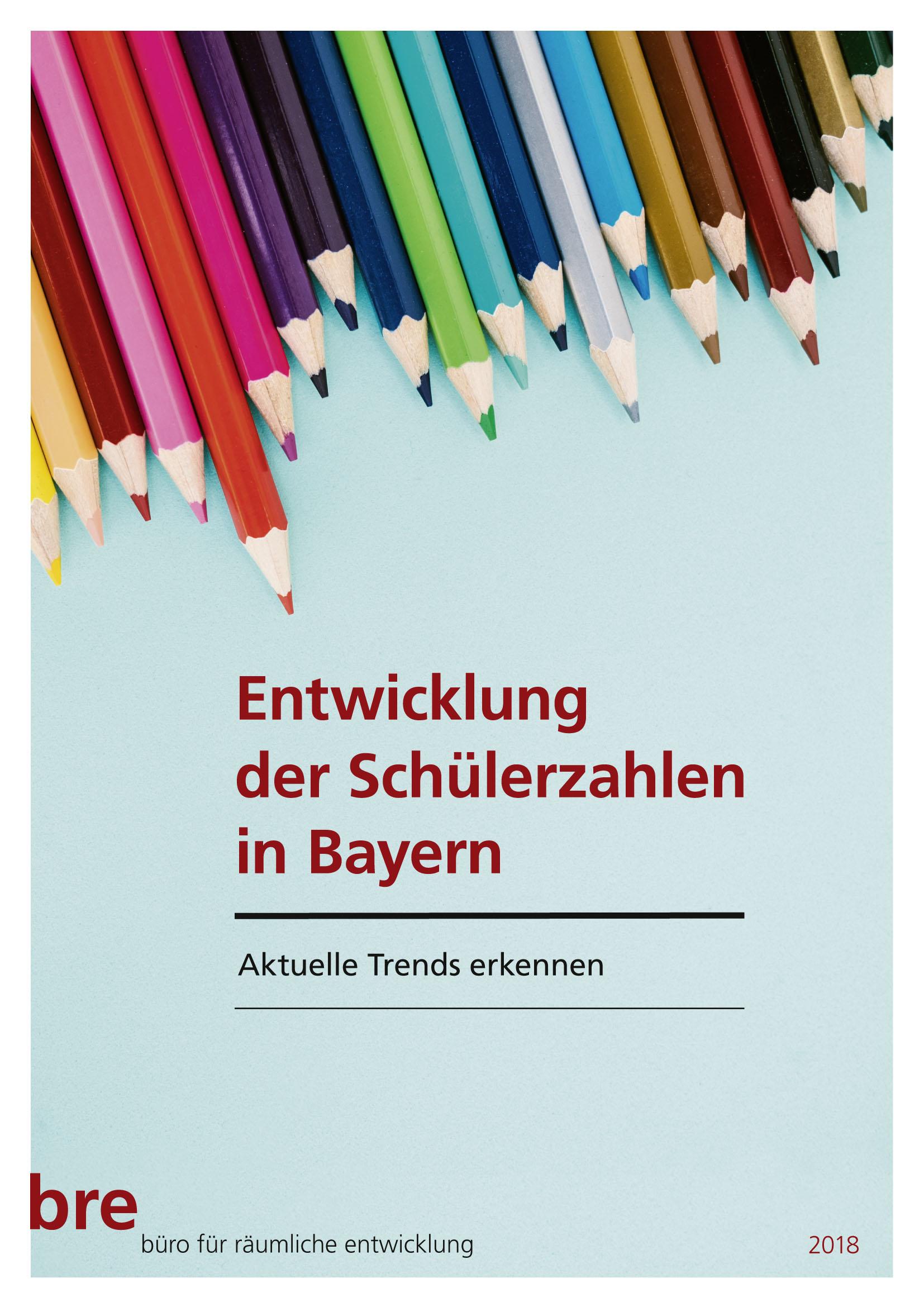 Broschüre büro für räumliche entwicklung